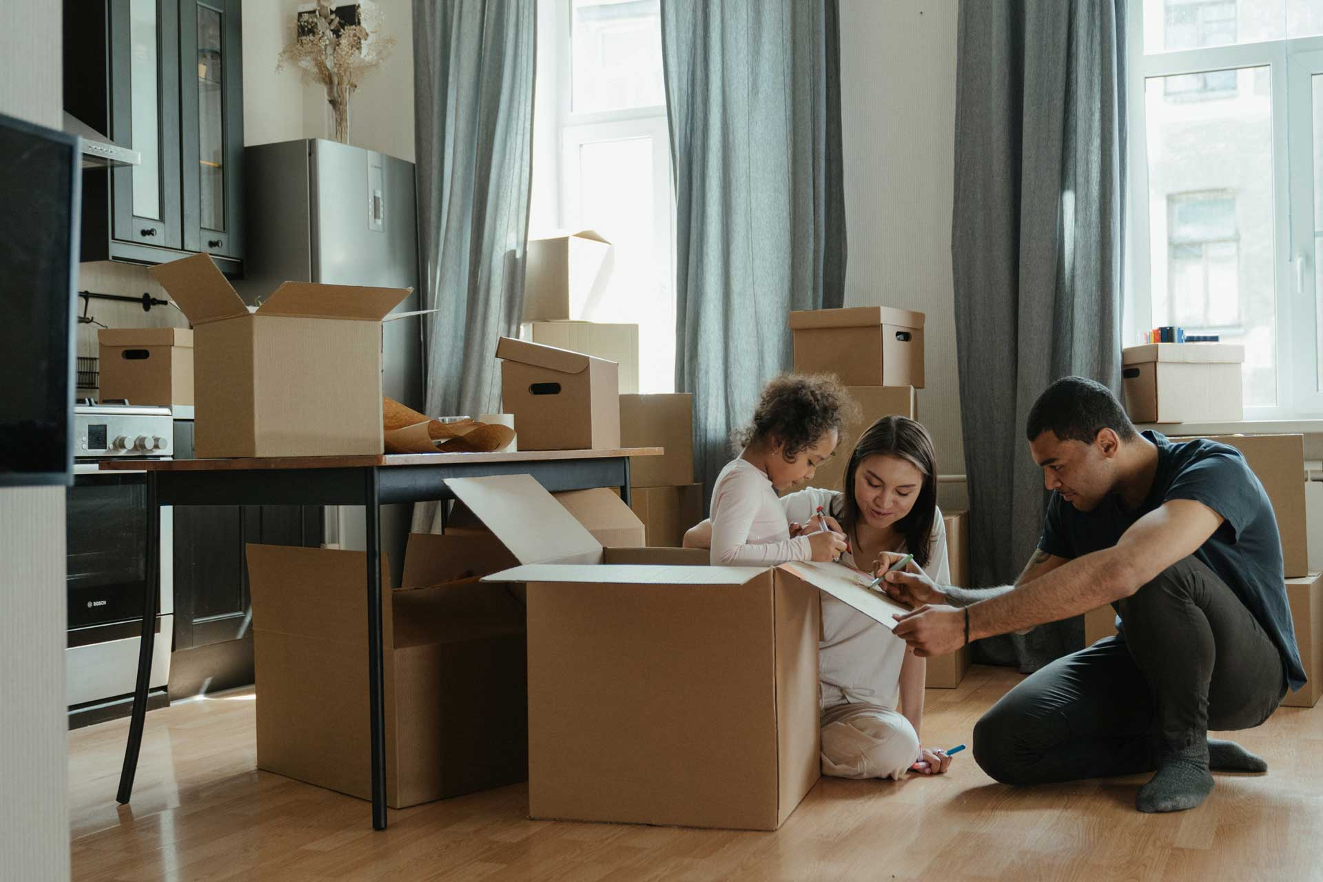 When should you move yourself?